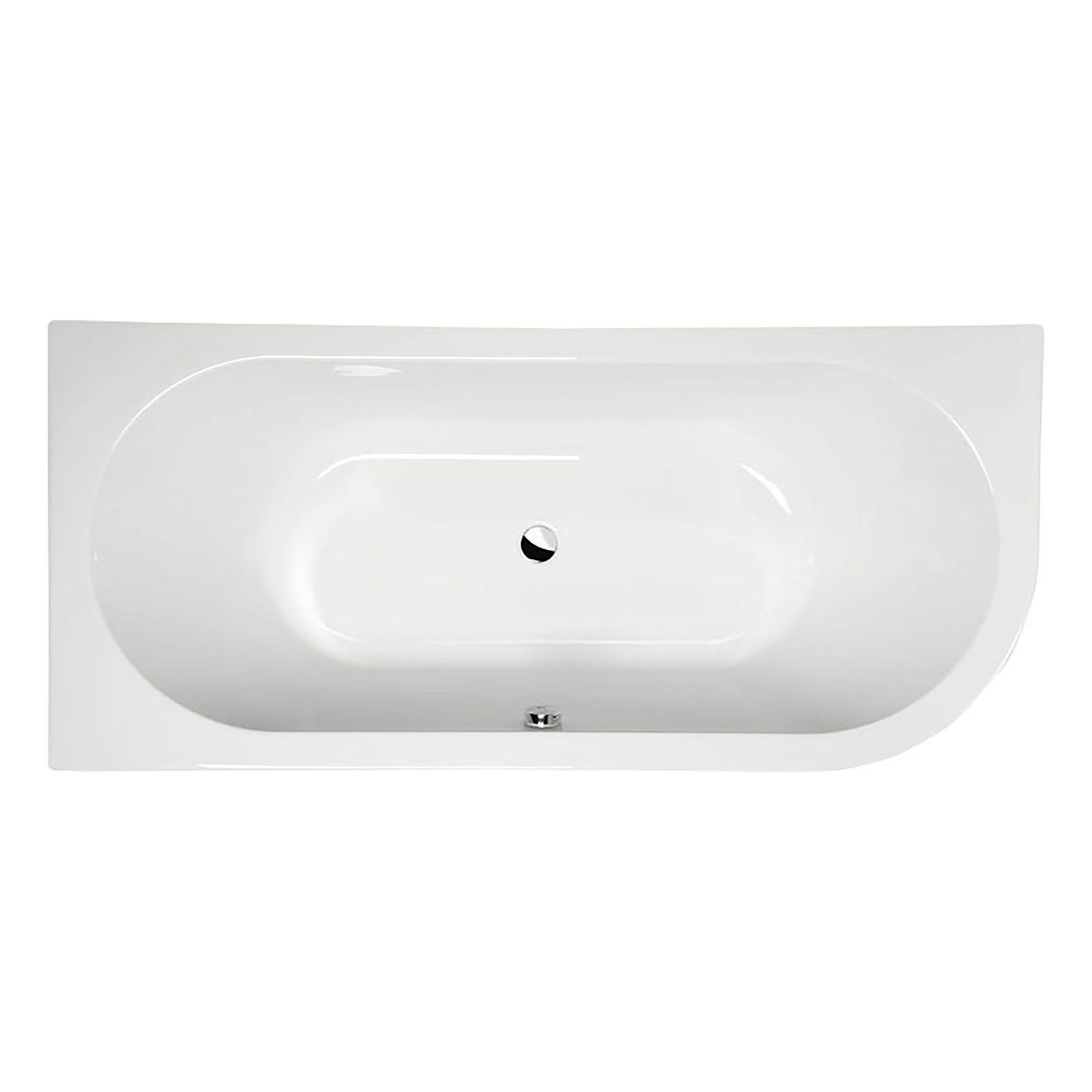Акриловая ванна Alpen Viva 185x80 L акриловая ванна alpen astra 165x80 l