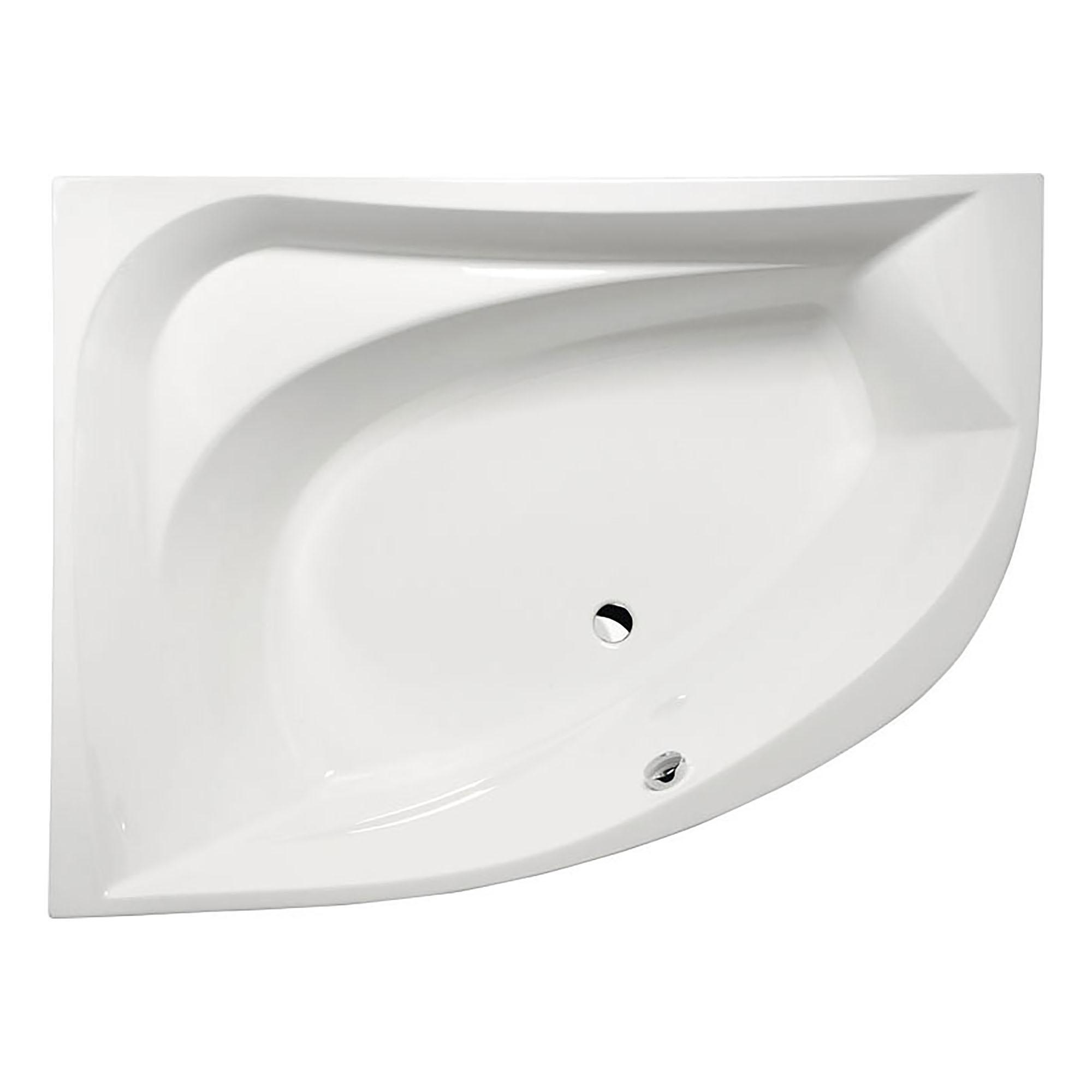 Акриловая ванна Alpen Tanya 160x120 L акриловая ванна alpen astra 165x80 l