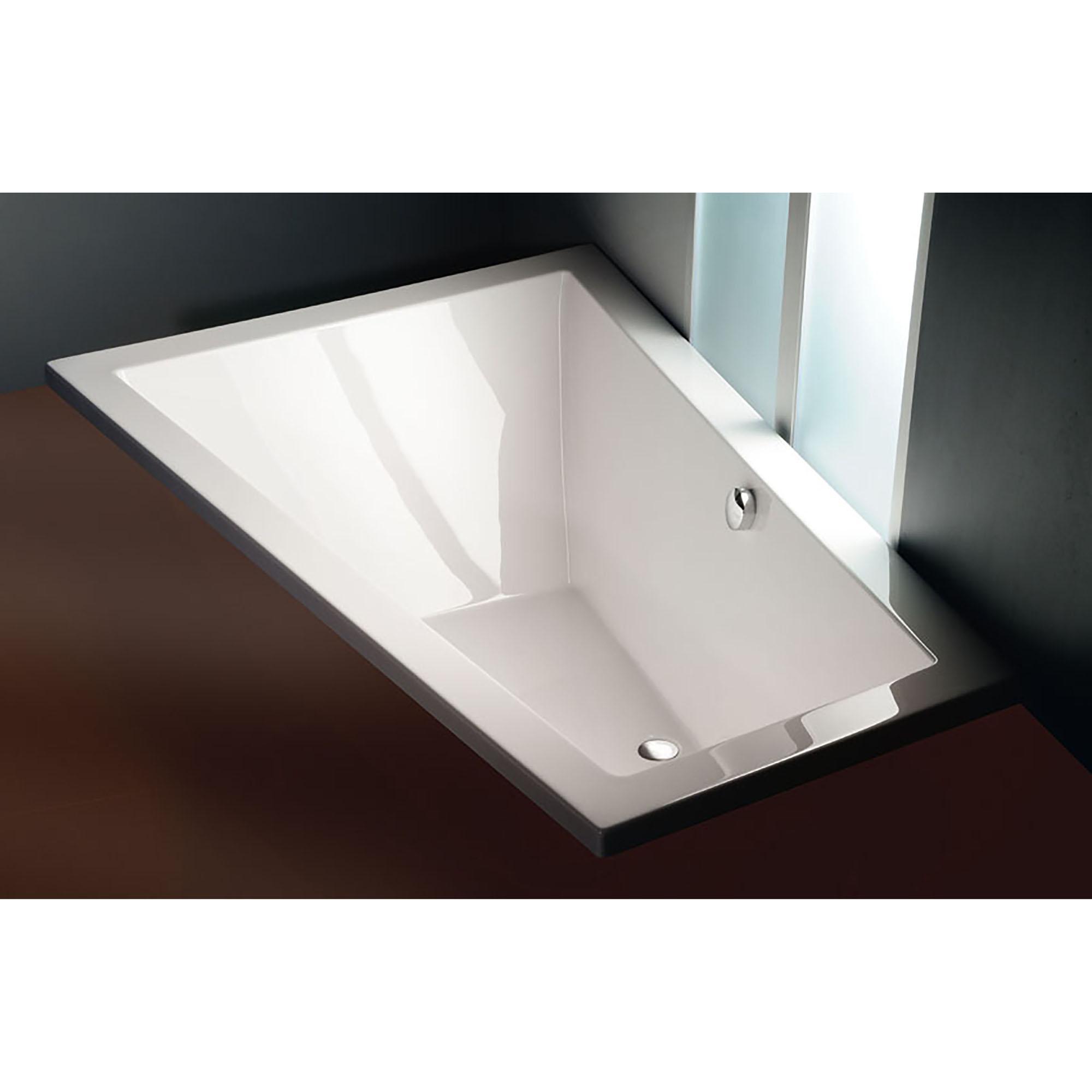 Акриловая ванна Alpen Triangl 180x120 L акриловая ванна alpen triangl 180x120 r правая комплект