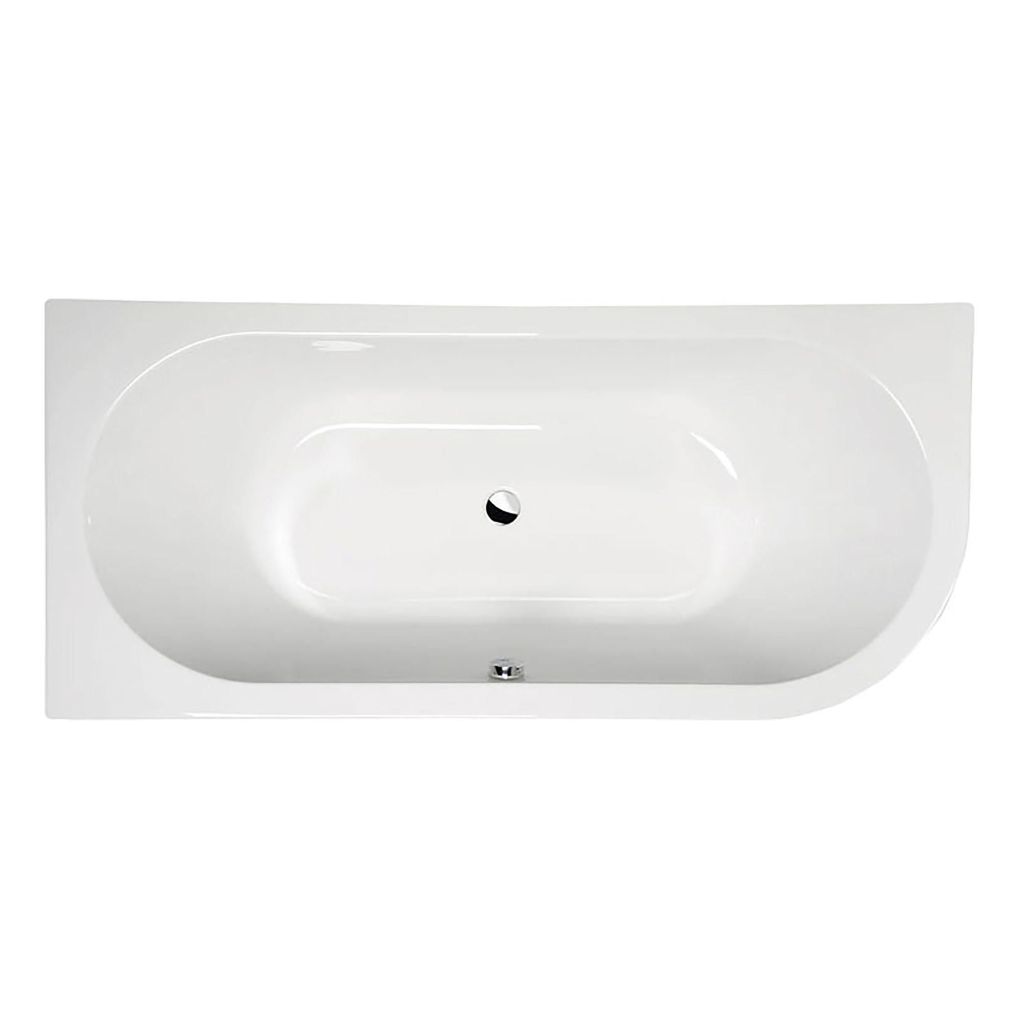 Акриловая ванна Alpen Viva 175x80 L акриловая ванна alpen astra 165x80 l