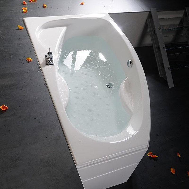Акриловая ванна Alpen Mamba 160x95 R акриловая ванна alpen mamba 160 l