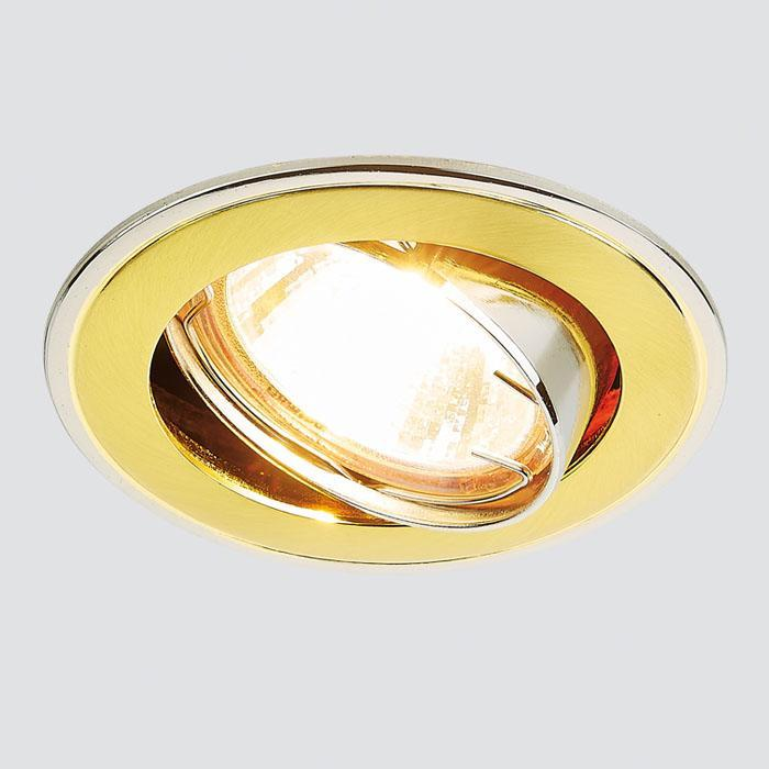 Встраиваемый светильник Ambrella light Classic 104A SG/N светильник подвесной n light n light 731 731 01 56ac