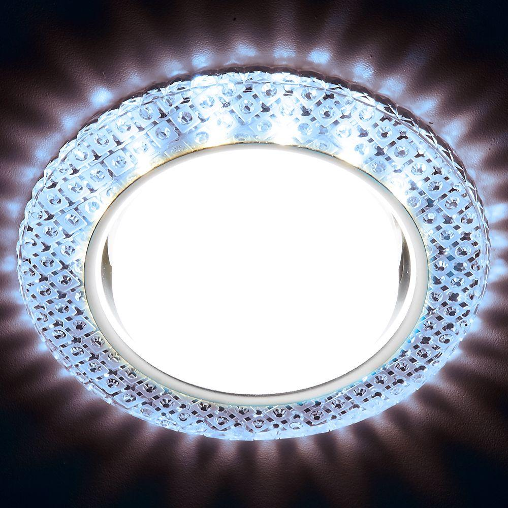 Встраиваемый светодиодный светильник Ambrella light GX53 LED G296 CL/CLD pro svet light mini par led 312 ir
