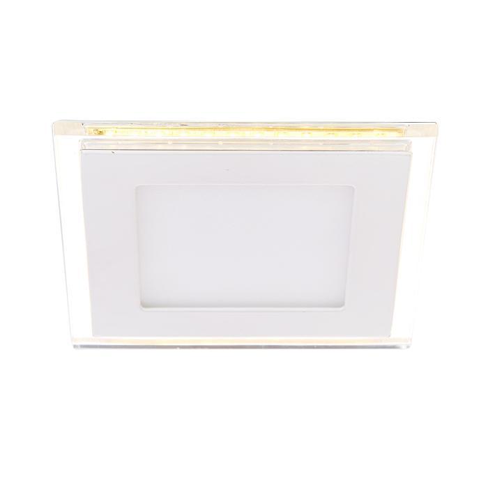 Встраиваемый светодиодный светильник Ambrella light Led Downlight S450/10+3 pro svet light mini par led 312 ir