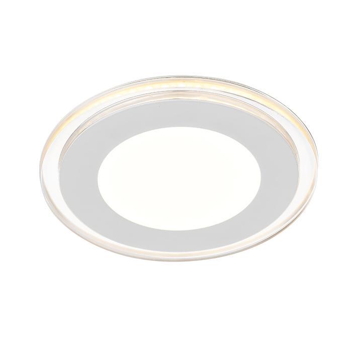Встраиваемый светодиодный светильник Ambrella light Led Downlight S440/10+3