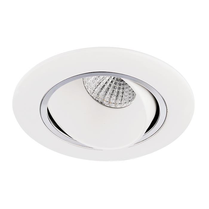 Встраиваемый светодиодный светильник Ambrella light Techno Led S510 WH