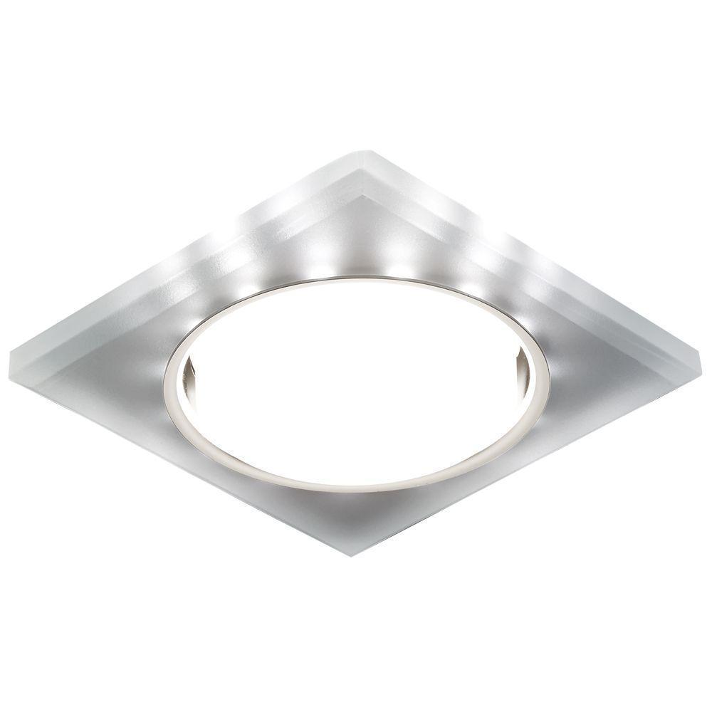 Встраиваемый светильник Ambrella light GX53 LED G215 CH/WH pro svet light mini par led 312 ir