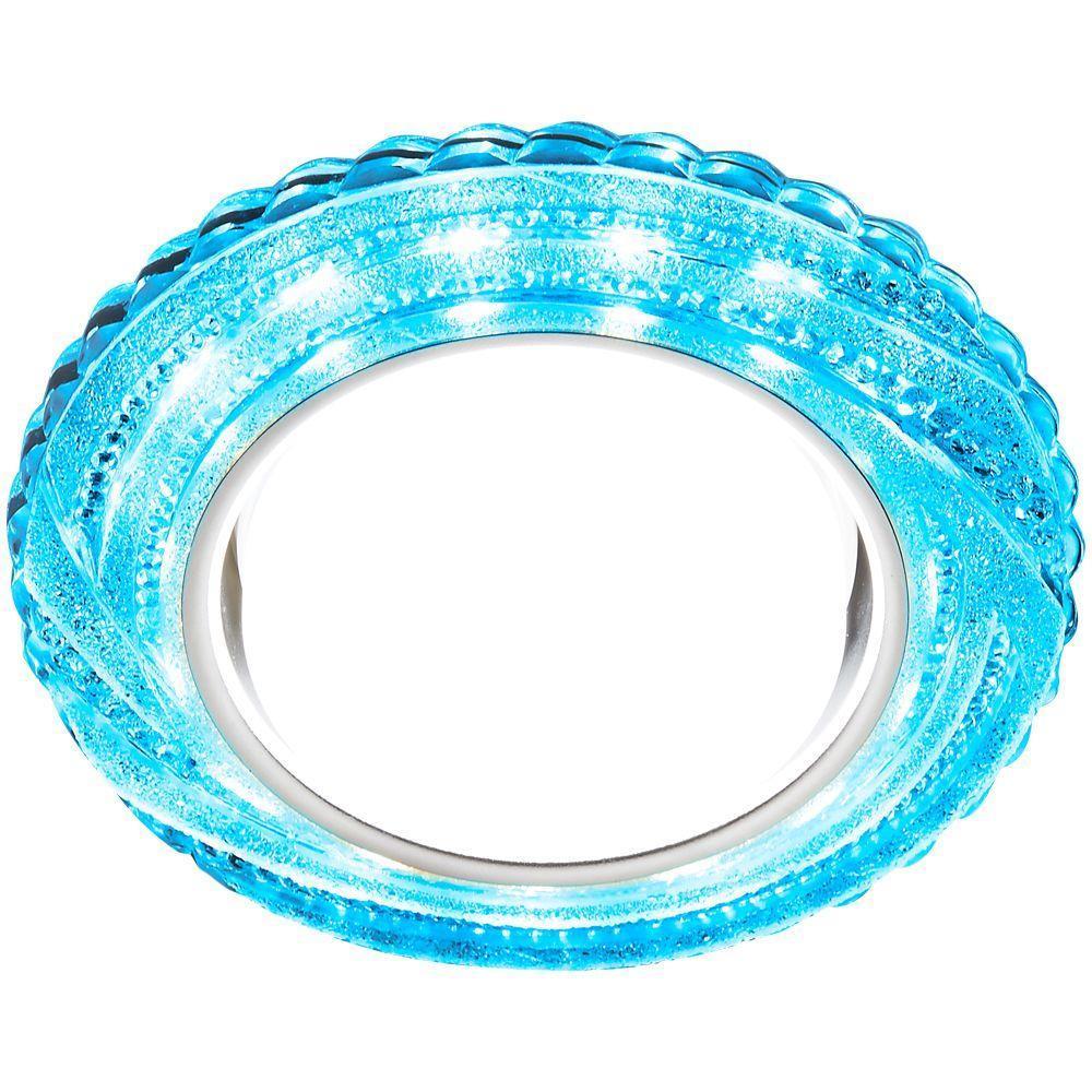 Встраиваемый светодиодный светильник Ambrella light GX53 LED G299 BL/WH