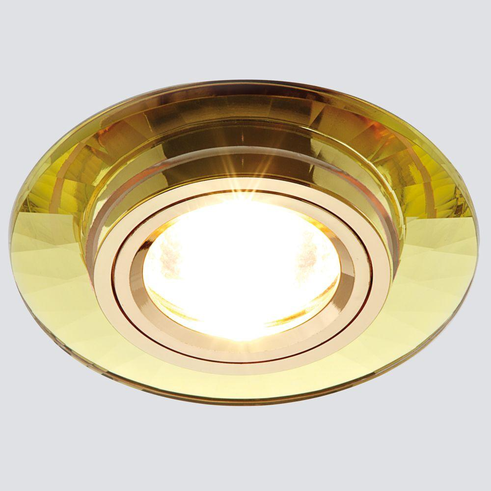 Встраиваемый светильник Ambrella light Classic 8160 Gold remax phone flash light led fill light for smartphones gold