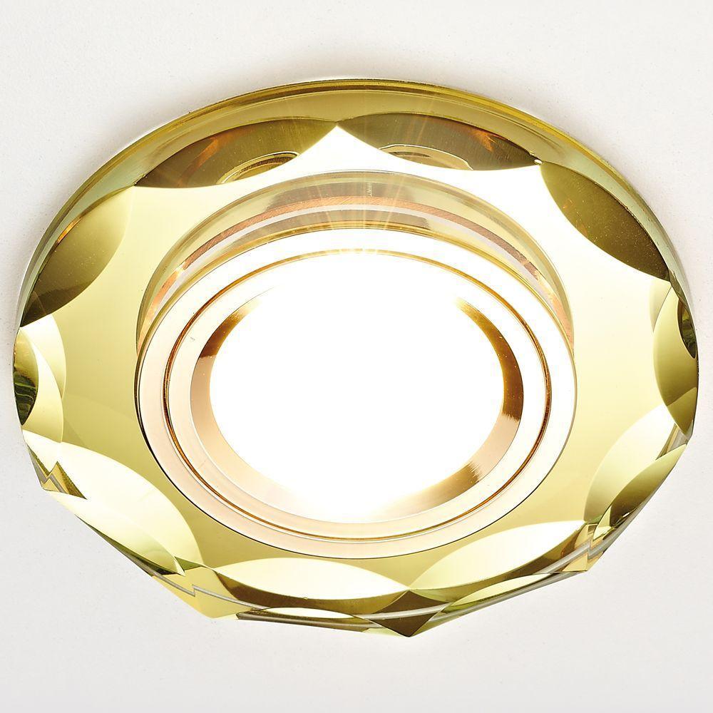 Встраиваемый светильник Ambrella light Classic 800 Gold remax phone flash light led fill light for smartphones gold
