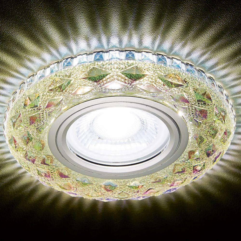 Встраиваемый светодиодный светильник Ambrella light LED S288 PR pro svet light mini par led 312 ir