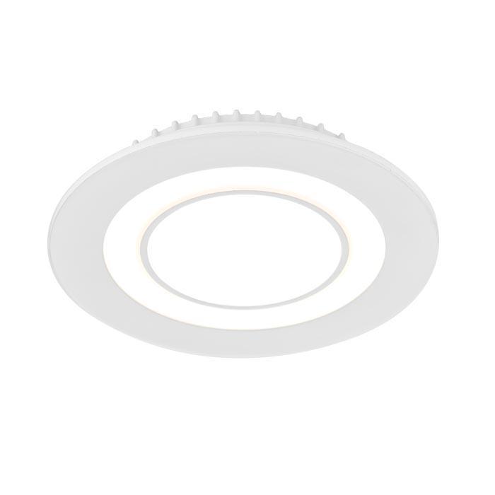 Встраиваемый светодиодный светильник Ambrella light Led Downlight S340/12+4