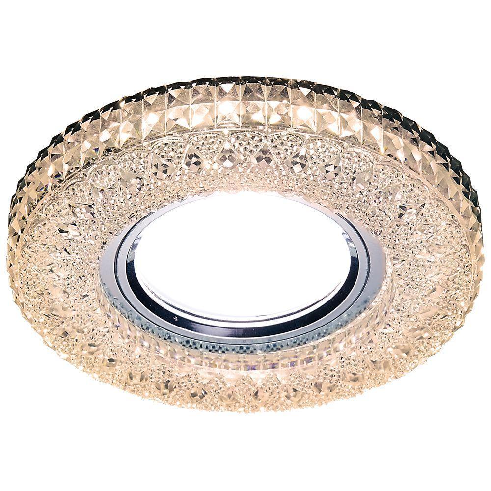 Встраиваемый светодиодный светильник Ambrella light Led S271 CL/WW pro svet light mini par led 312 ir