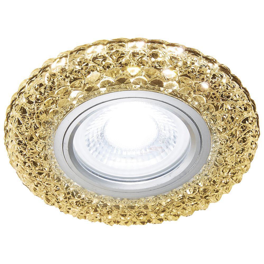 Встраиваемый светодиодный светильник Ambrella light Led S291 CH/WR pro svet light mini par led 312 ir
