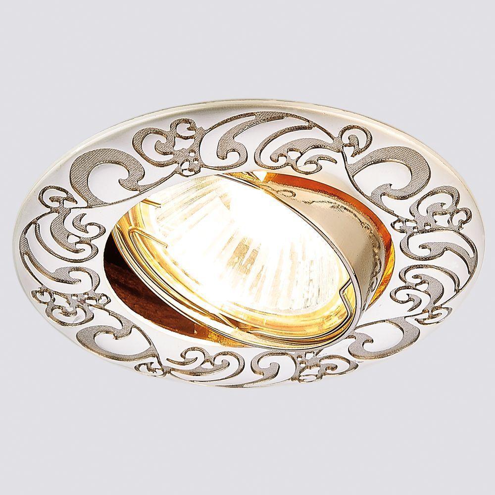 Встраиваемый светильник Ambrella light Classic 710 PS/N светильник подвесной n light n light 731 731 01 56ac