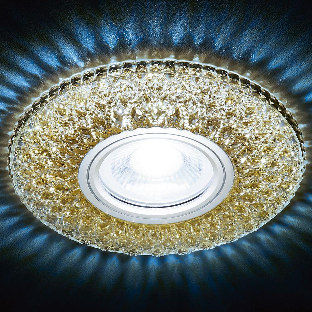 Встраиваемый светодиодный светильник Ambrella light Led S333 CF/CLD