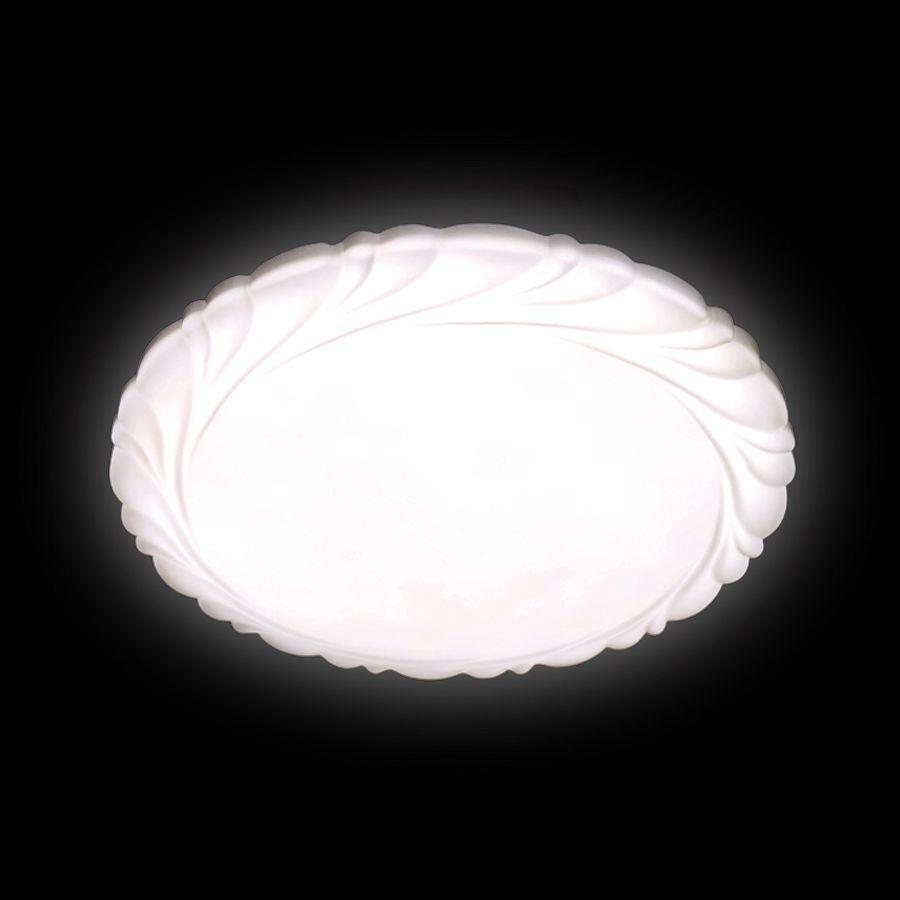 Потолочный светодиодный светильник Ambrella light Orbital Design F151 WH 72W D400