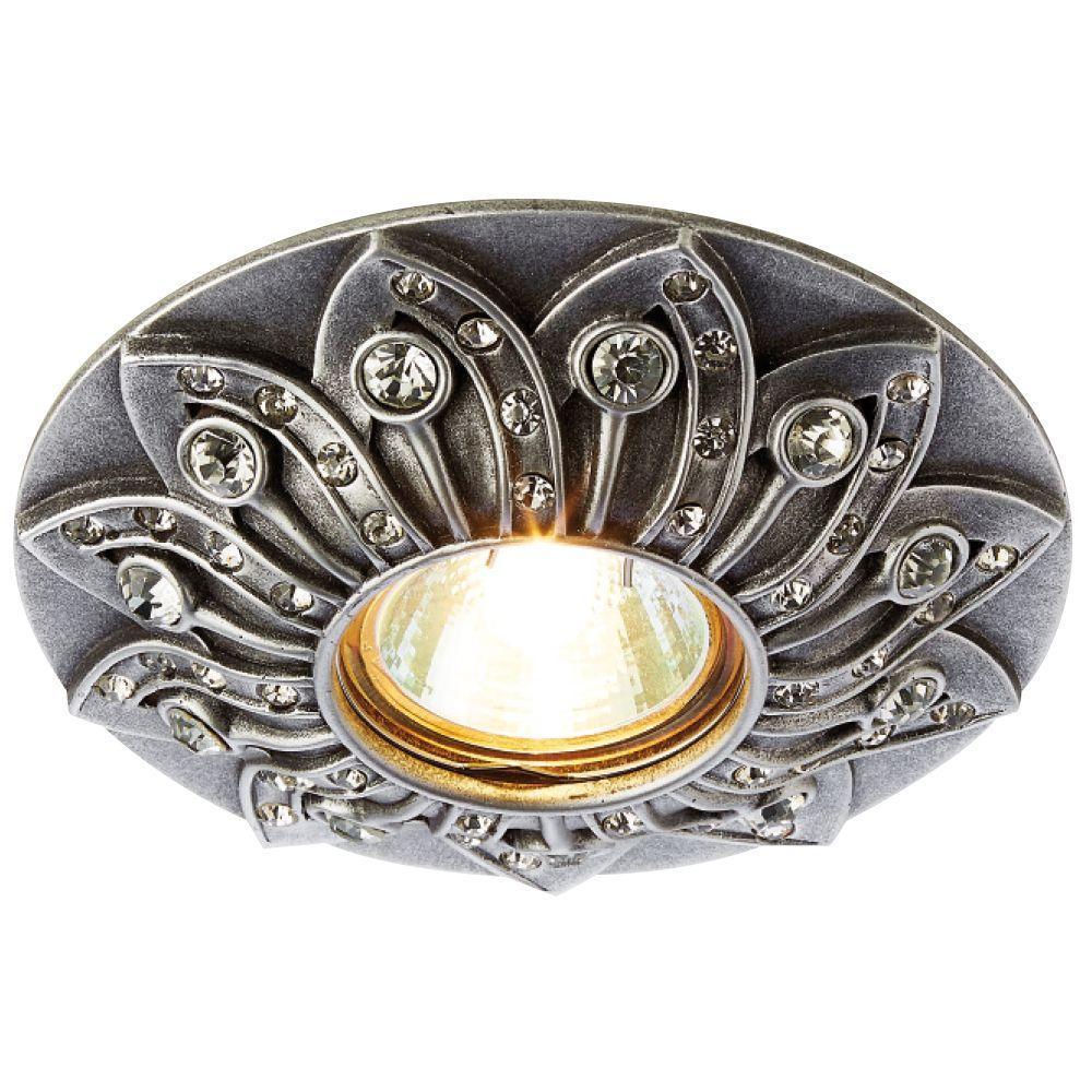 Встраиваемый светильник Ambrella light Desing D4455 SL светильник подвесной n light n light 731 731 01 56ac