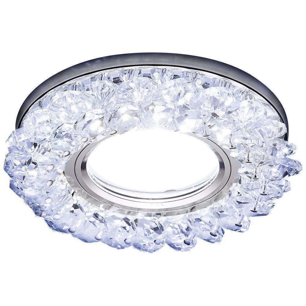 Встраиваемый светодиодный светильник Ambrella light Led S701 CL/CH/CLD pro svet light mini par led 312 ir