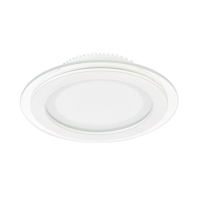 Встраиваемый светодиодный светильник Ambrella light Led Downlight 302063 504 led soft flexible cuttable led light strip 12v red