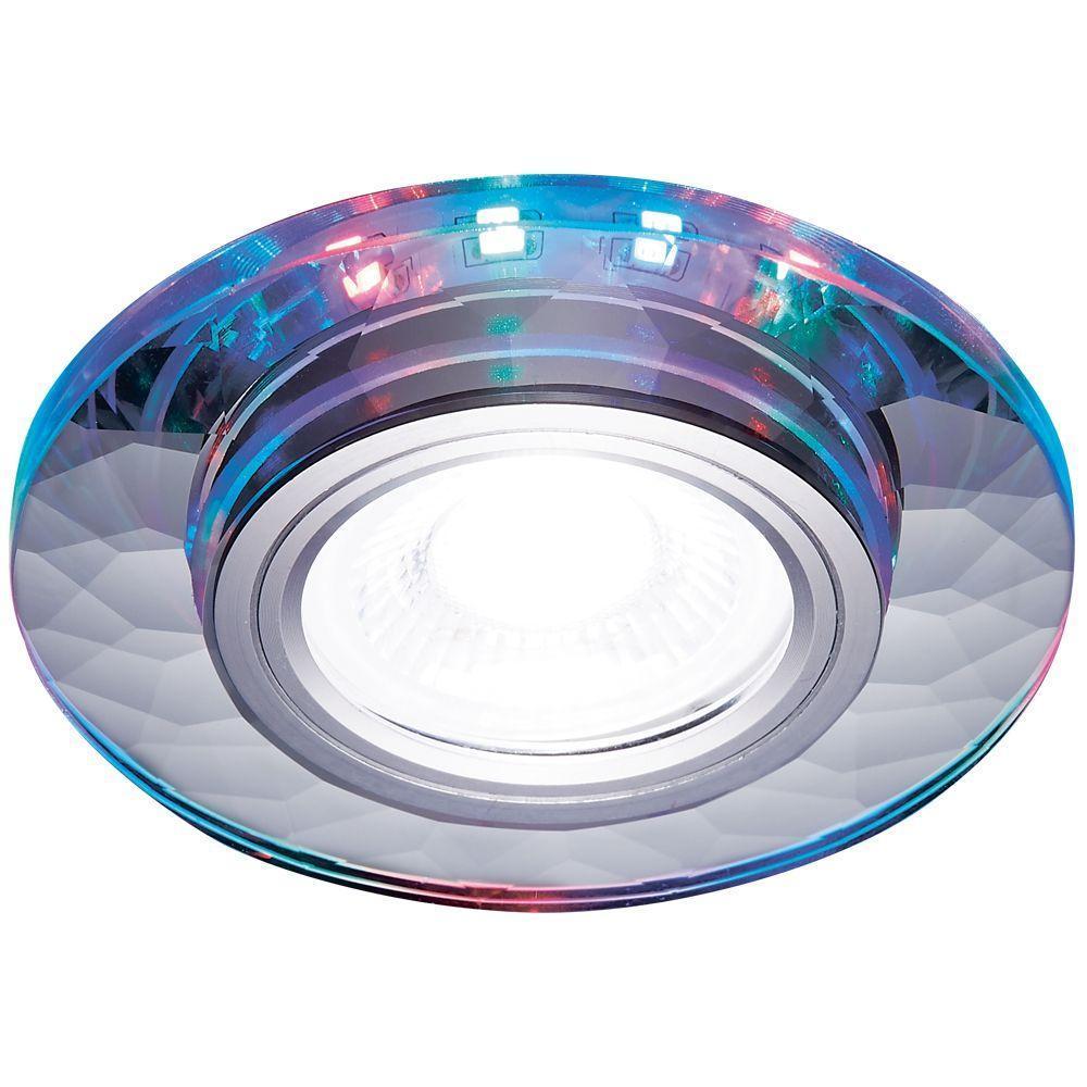 Встраиваемый светодиодный светильник Ambrella light Led S211 CH/RG эгмонт маша и медведь большая раскраска цветная подсказка