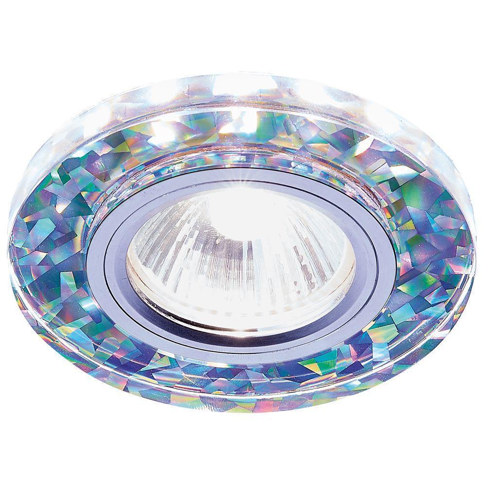 Встраиваемый светодиодный светильник Ambrella light Led S225 W/CH/WH
