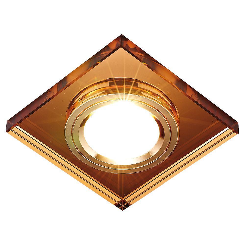 Встраиваемый светильник Ambrella light Classic 8170 BR ambrella встраиваемый светильник ambrella classic 8060 br