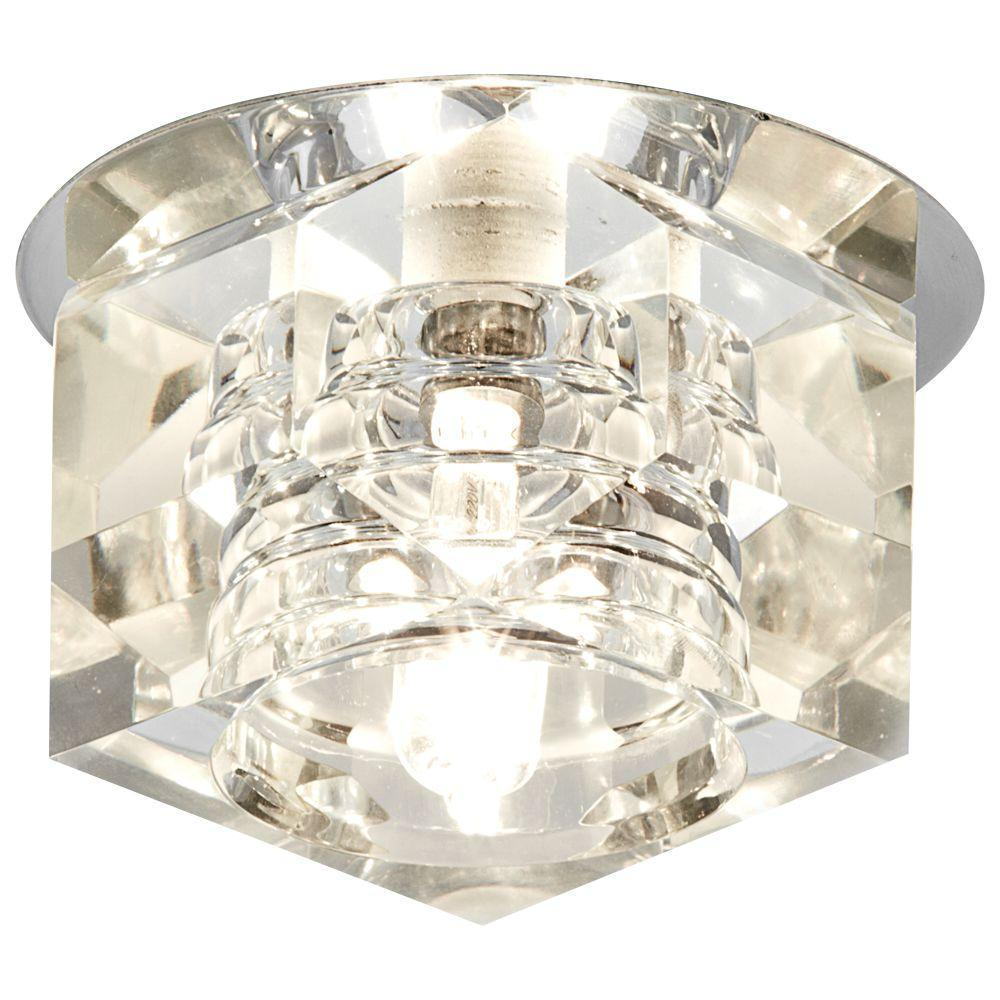 Встраиваемый светильник Ambrella light Desing D605 CL/CH itech d605 b