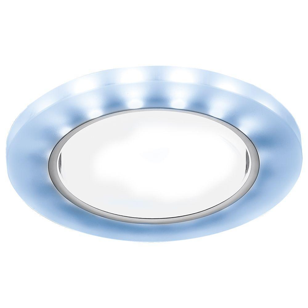 цена Встраиваемый светильник Ambrella light GX53 LED G214 CL/CH/CLD