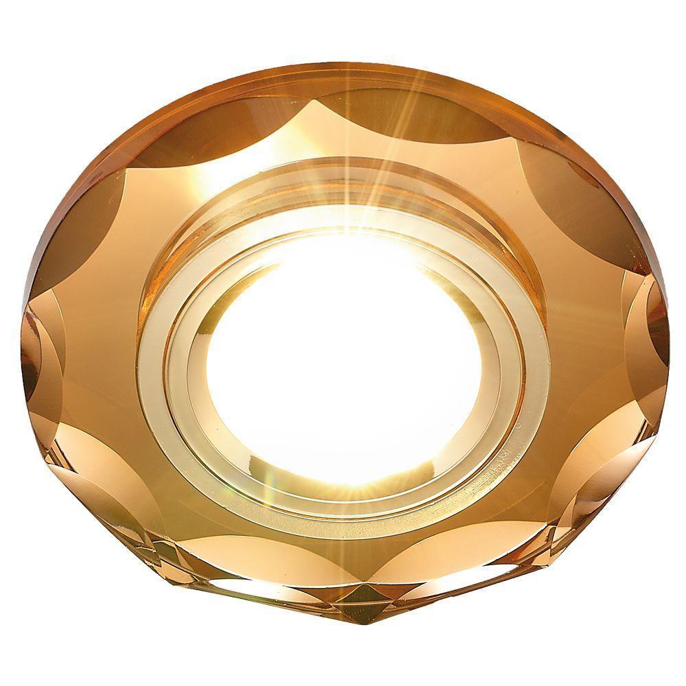 Встраиваемый светильник Ambrella light Classic 800 BR ambrella встраиваемый светильник ambrella classic 8060 br
