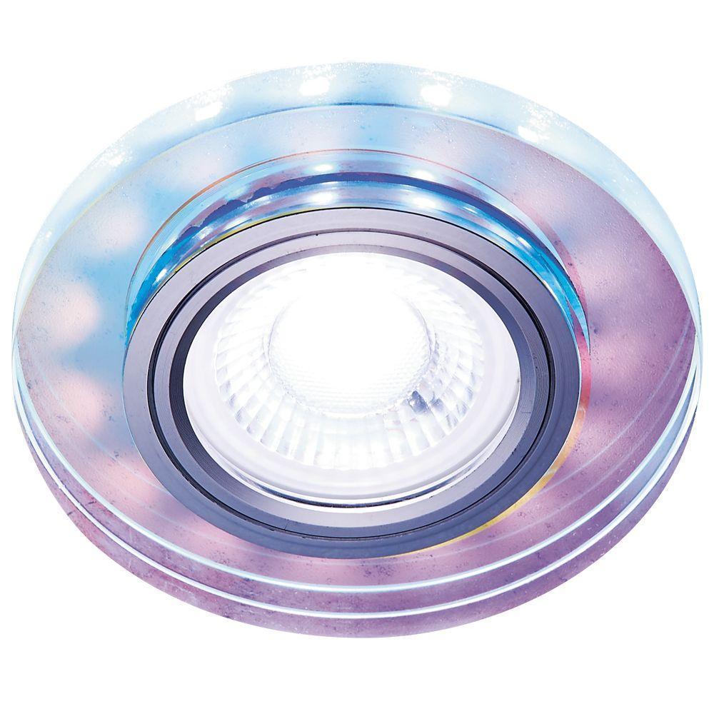 Встраиваемый светодиодный светильник Ambrella light Led S214 PR pro svet light mini par led 312 ir