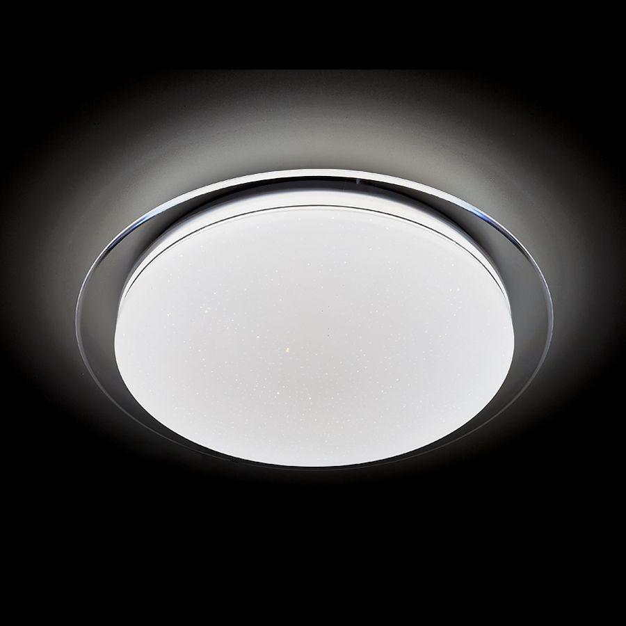 Потолочный светодиодный светильник Ambrella light Orbital Air F48 96W D560 ambrella потолочный светодиодный светильник ambrella orbital design f79 pu 96w d540