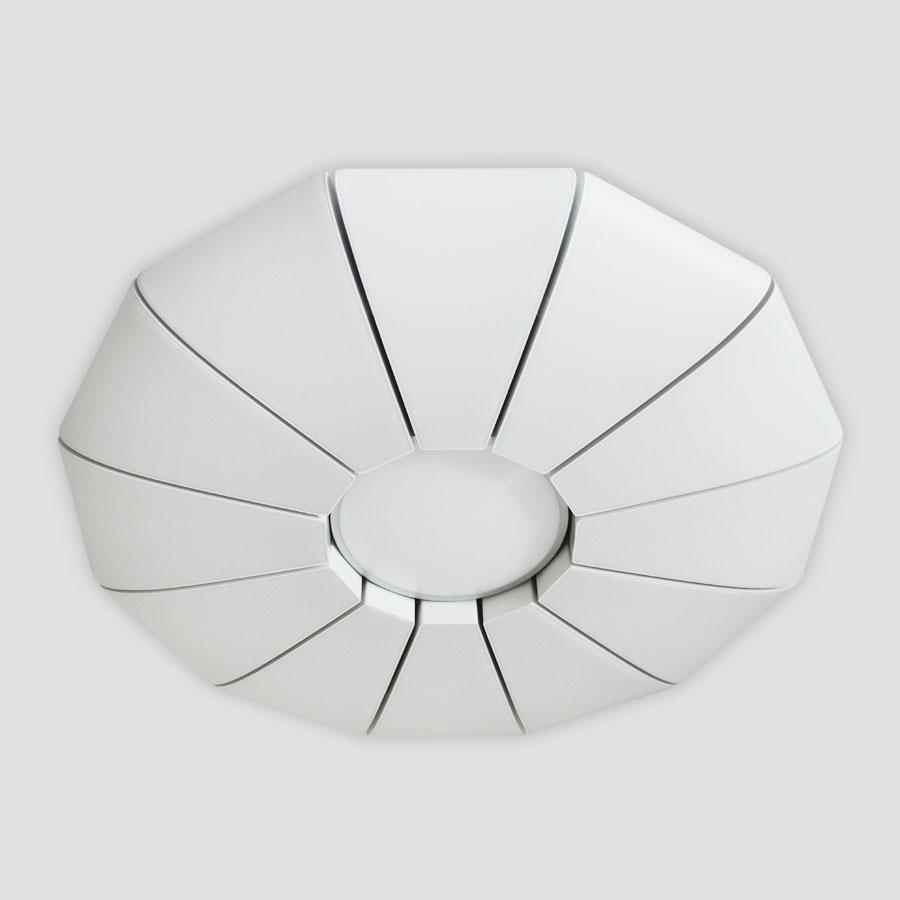 Потолочный светодиодный светильник Ambrella light Orbital Parrus FP2312 WH 210W D740 dhl ems 1pcs original fr d740 2 2k cht
