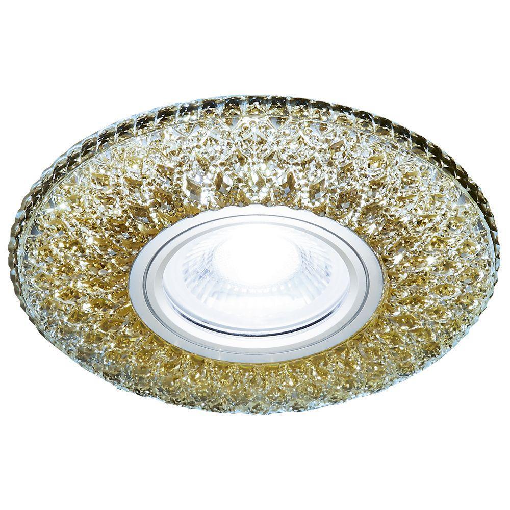 Встраиваемый светодиодный светильник Ambrella light Led S333 CF/WR