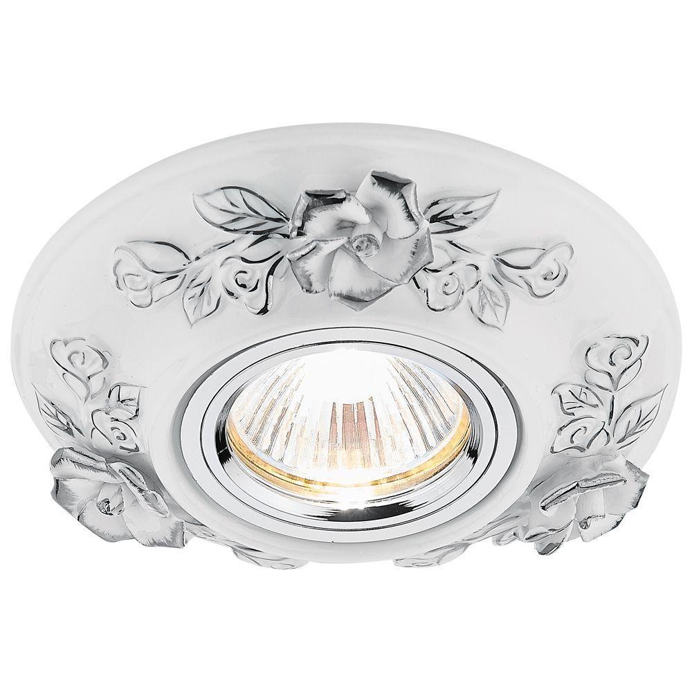 Встраиваемый светильник Ambrella light Desing D5503 W/CH