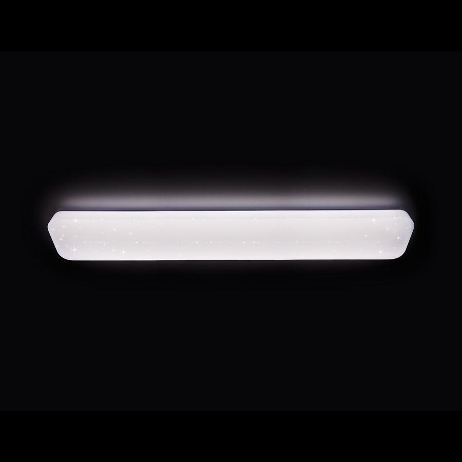 Потолочный светодиодный светильник Ambrella light Orbital Tube F317 WH 96W S1200