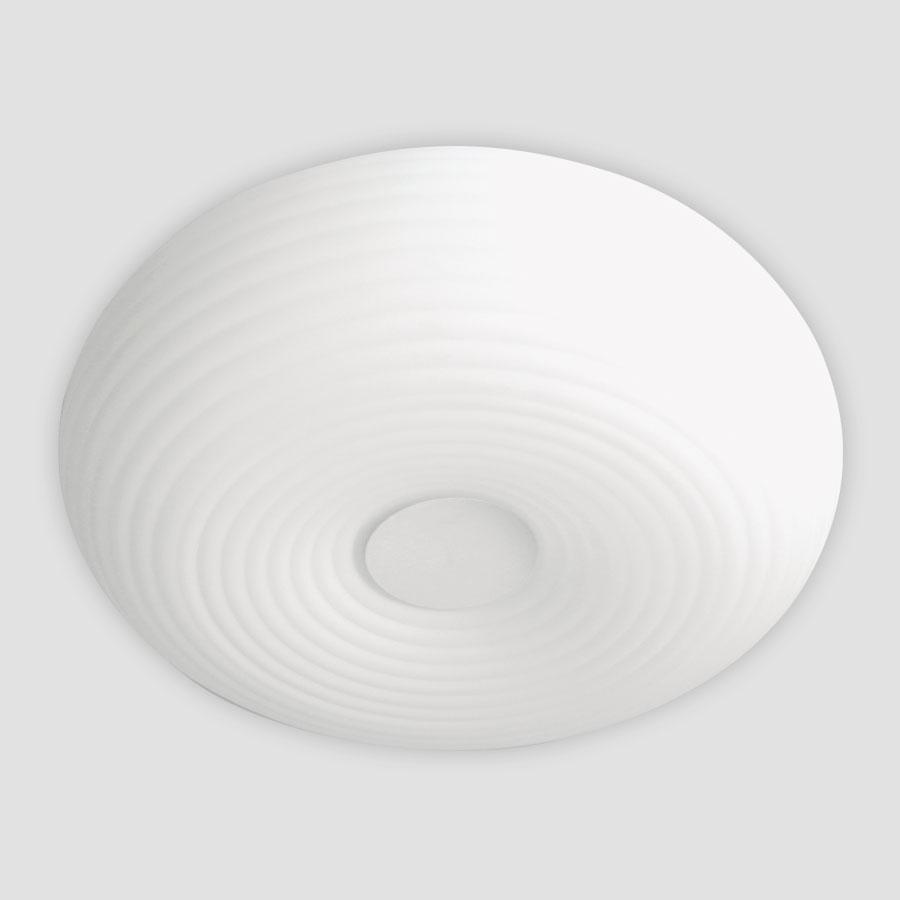 Потолочный светодиодный светильник Ambrella light Orbital Cloud FC348 WH 96W D550 ambrella потолочный светодиодный светильник ambrella orbital design f79 pu 96w d540