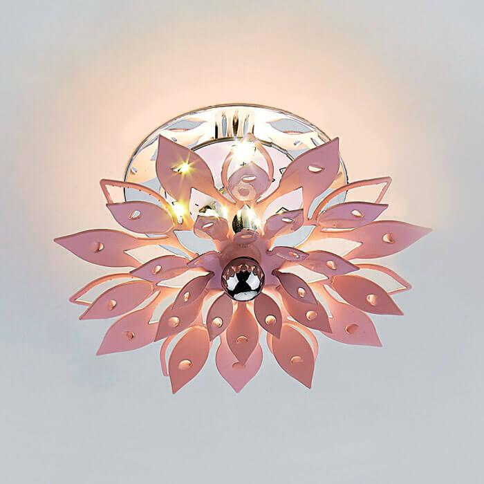 Встраиваемый светодиодный светильник Ambrella light LED S100 PI 3W 4200K