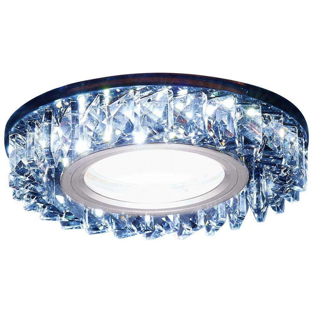 Встраиваемый светодиодный светильник Ambrella light Led S255 BK new 30w cob led light strip source warm white light lamp chip 120 65mm for diy car outdoor lighting led flood light dc12v 14v