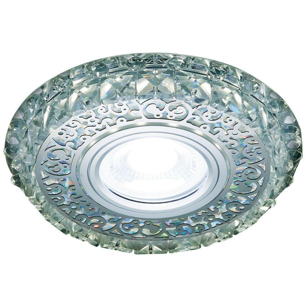 Встраиваемый светодиодный светильник Ambrella light Led S393 CH