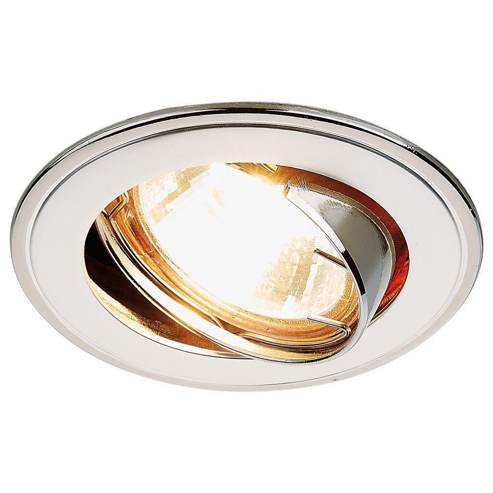 Встраиваемый светильник Ambrella light Classic 104A PS/N светильник подвесной n light n light 713 713 03 12ch polished nickel
