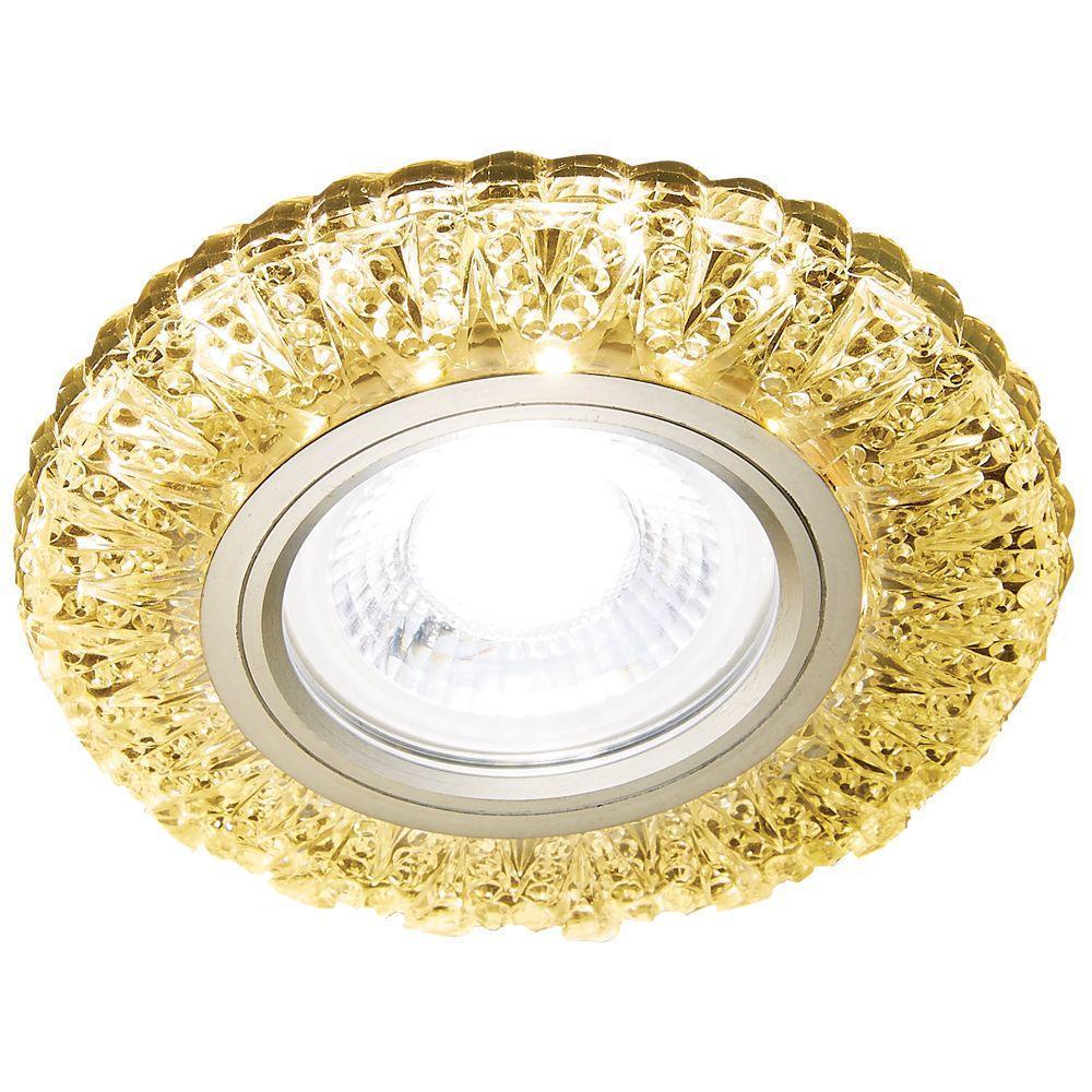 Встраиваемый светодиодный светильник Ambrella light Led S310 CH/W itech lcd 324 w белый