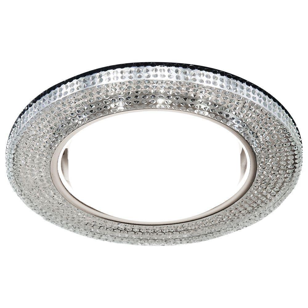 Встраиваемый светодиодный светильник Ambrella light GX53 LED G290 CH pro svet light mini par led 312 ir