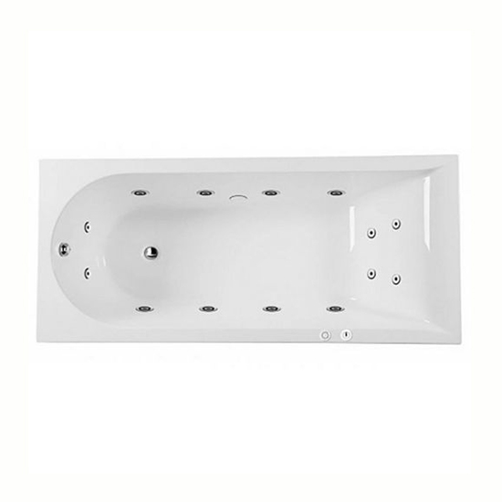 Акриловая ванна Am.pm Inspire 170x75 акриловая ванна am pm inspire w5aw 170 075w2d64 169x75