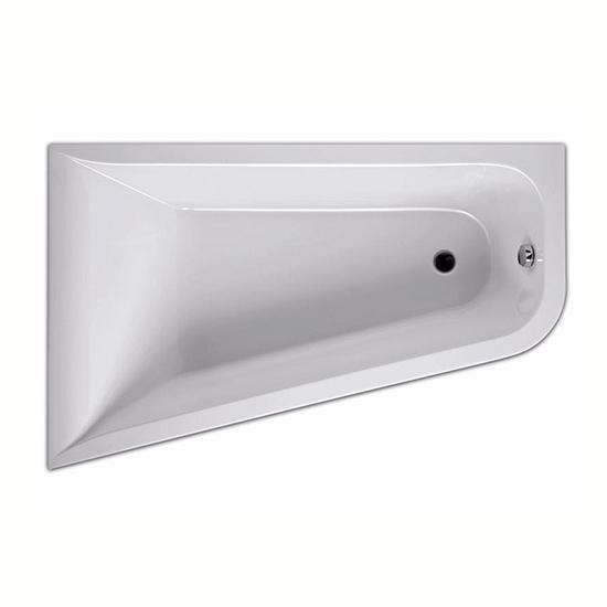 Акриловая ванна AM.PM Inspire 160х100 A0 левая акриловая ванна am pm inspire w5aw 170 075w2d64 169x75