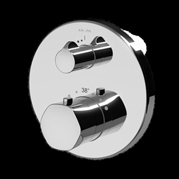 Смеситель Am.pm Gem F9075600 для душа смеситель для ванны с душем am pm gem встроенный с термостатом f9085500