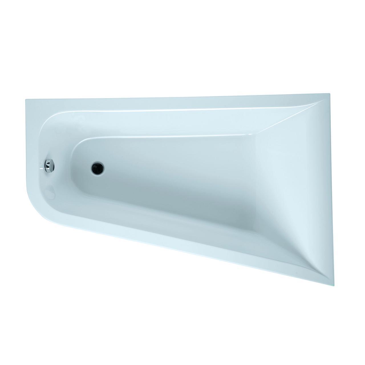Акриловая ванна Am.pm Spirit 160x100 правая недорого