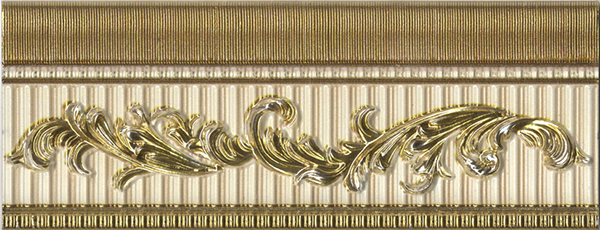 Бордюр Aparici +16740 Majestic Gold Cf бордюр aparici lineage majestic gold moldura 3 5x20