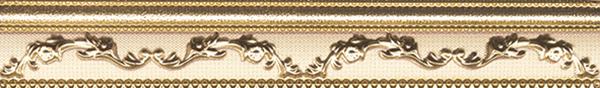 Бордюр Aparici +17861 Cachemir Gold Mold бордюр blau versalles mold michelle 3 5x25