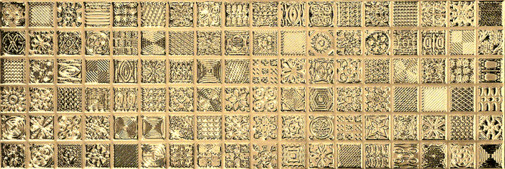 Декор Aparici +13407 ENIGMA GOLD декор aparici solid menu decor в 25 1x75 6